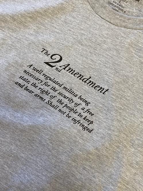 2nd Amendment Tee
