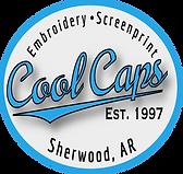 Cool Caps Est 1997 Facebook Logo.png