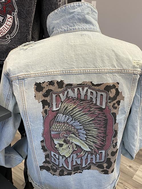 Lynyrd Skynyrd Chief Denim Jacket