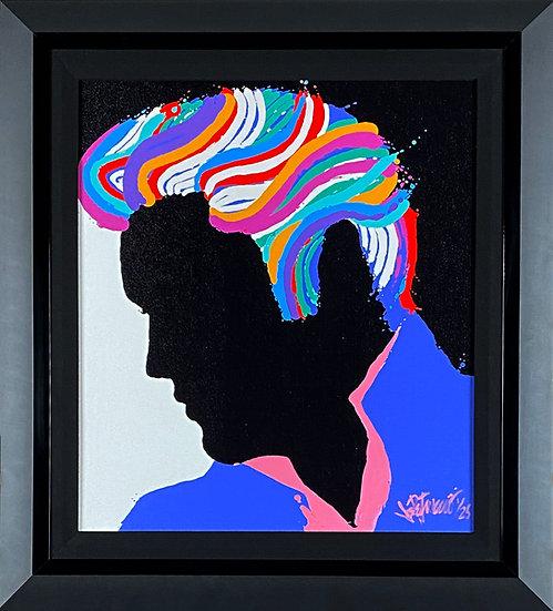 Elvis Presley SIDE B Limited Edition Fine Art by Joe Petruccio