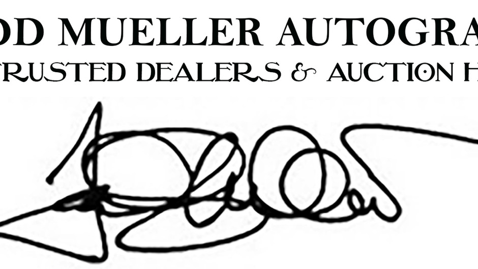 Todd Mueller's 2018 List of Most Trusted Autograph Dealers