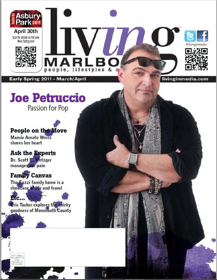 Passion for Pop - Joe Petruccio