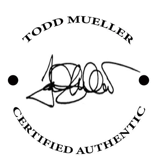 Todd Mueller Autographs Full Review & Letter of Authenticity (LOA)