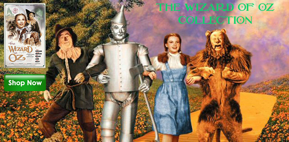 Autographed Memorabilia Wizard of Oz Collection, Todd Mueller Authentics