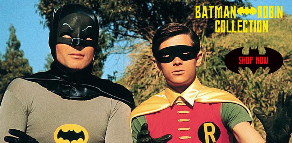 The Batman & Robin Collection