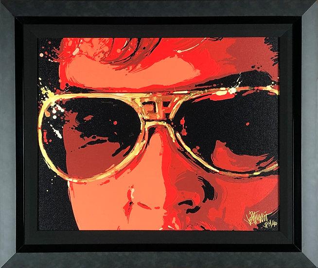 Elvis Presley SHADES OF ELVIS Special Edition Fine Art by Joe Petruccio