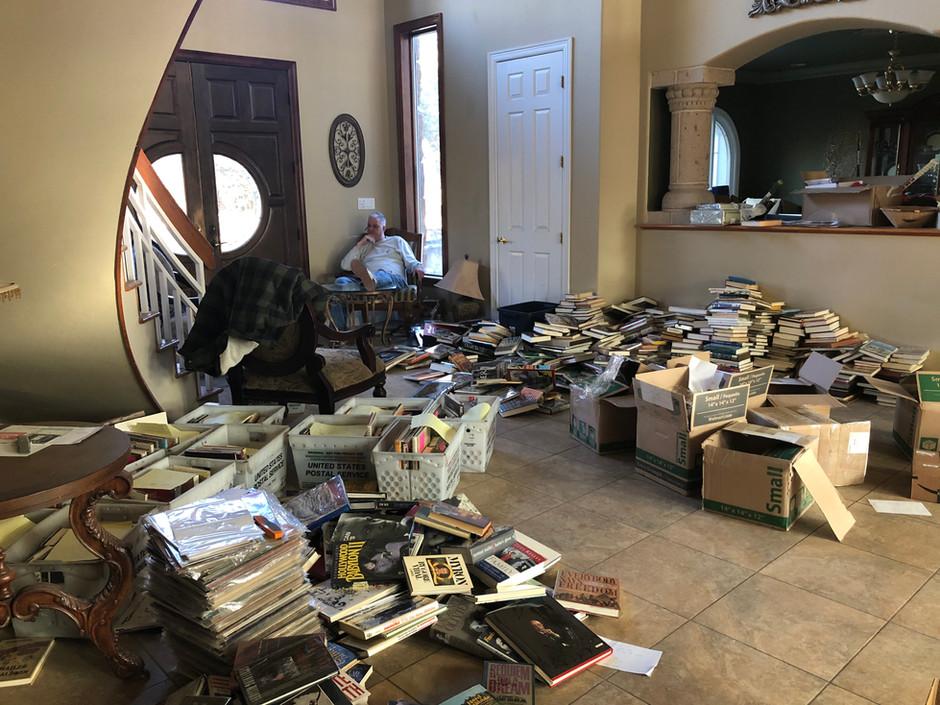 Massive Book Collection
