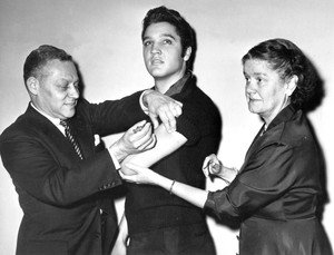 The Day Elvis Helped to Conquer Polio