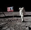 aldrin on the moon, apollo missions memorabilia, todd mueller autographs, NASA memorabilia