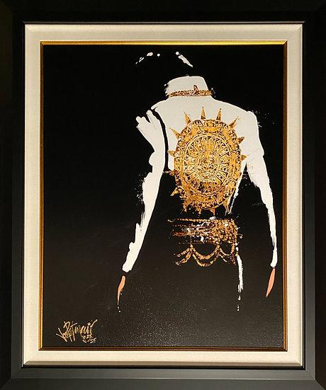 Elvis Presley JUST PRETEND Special Edition Fine Art by Joe Petruccio