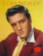 Elvis Presley autograph card, collection, Presley signature, Todd Mueller Autograph authentic Elvis, Celebrity Connection