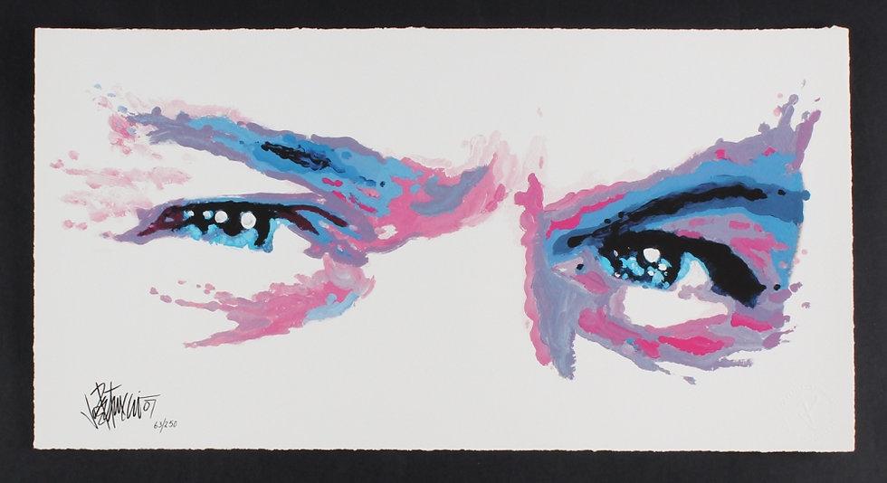 OL' BLUE EYES Fine Art Limited Edition by Joe Petruccio