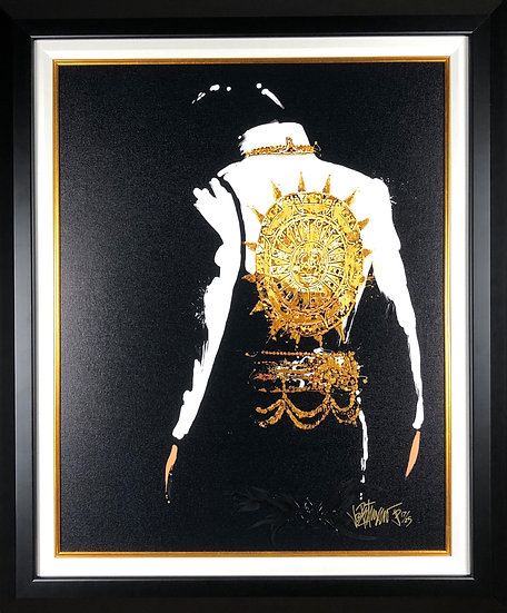 Elvis Presley JUST PRETEND Special Edition Fine Art by Joe Petruccio