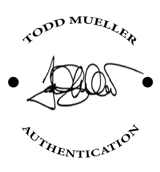 Todd Mueller Autographs Quick Opinion Online Review