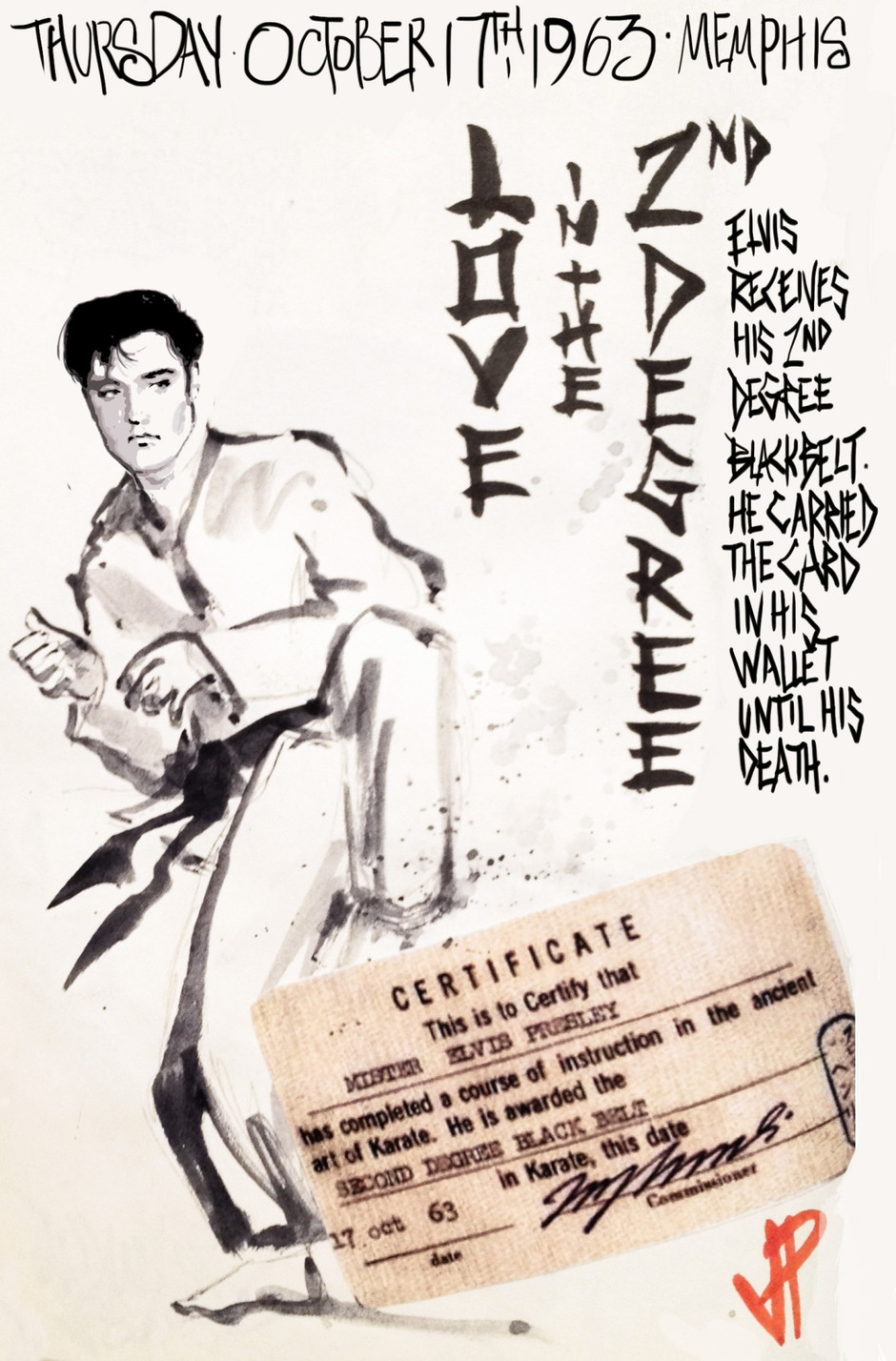 THIS DAY IN ELVIS HISTORY... LOVE IN THE 2ND DEGREE