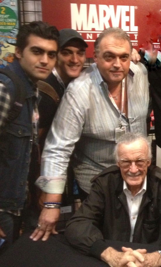 EXCELSIOR! ... 'NUFF SAID - Stan Lee 1922-2018