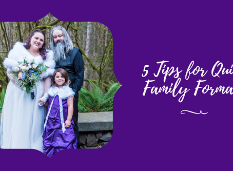 5 Tips For Quick Family Formals