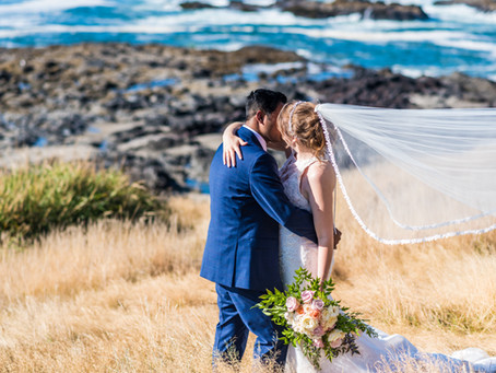 Yachats Ocean Wedding ~ Sarah & Dev ~ Yachats OR