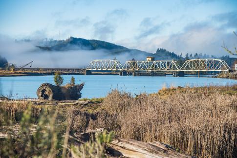 Train Bridge in Cushman