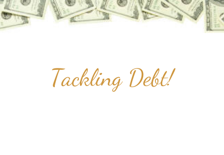 Tackling Debt!