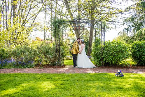 Ainsworth House wedding