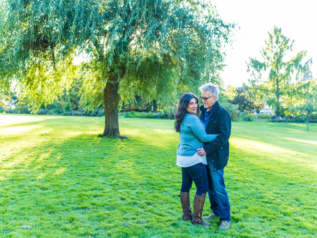Washburne Park Engagement Session ~ Elizabeth & Ron ~ Eugene OR