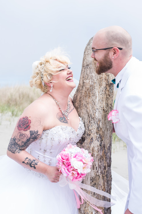 Husband and wife portraits
