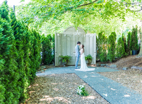 Szymanski Wedding ~ Brittany & Nathen ~ Troutdale House, Troutdale OR