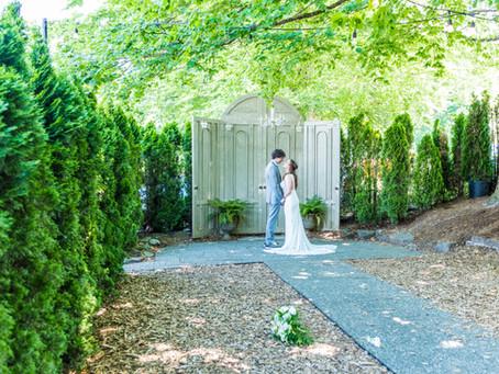 Szymanski Wedding ~ Brittany & Nathen ~ Troutdale House, Troutdale OR