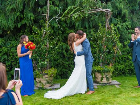 Washington Family Wedding ~ Fran & Dan ~ Vancouver WA