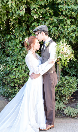 Anne of Green Gables wedding at Grey Gables