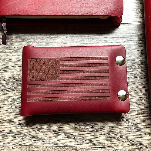 Upgrade #20361 to American Flag Wallet