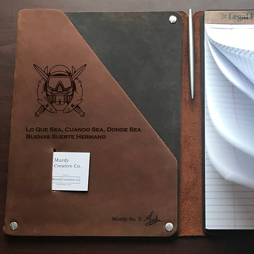 Custom Order Brandon C - Da Vinci Anatomy Executive Cut 20200623
