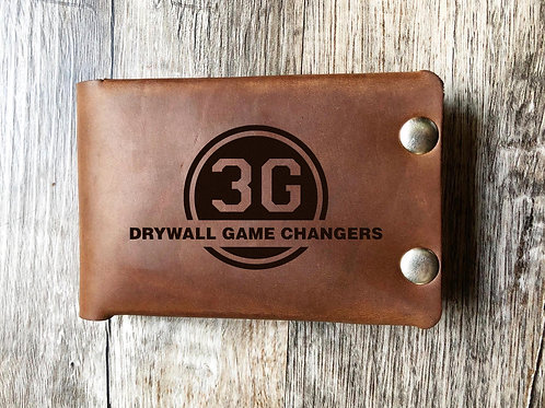 Custom Order Ray G - Leather Wallet - 20210128