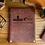 Thumbnail: Custom Order Justin C - Executive Cut - Refillable Leather Folio 20201201
