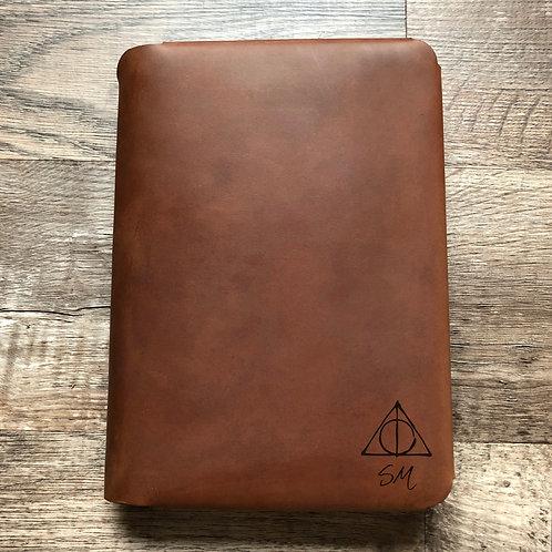 Custom Order Sophia M - Travel Cut - Refillable Leather Folio 20201209