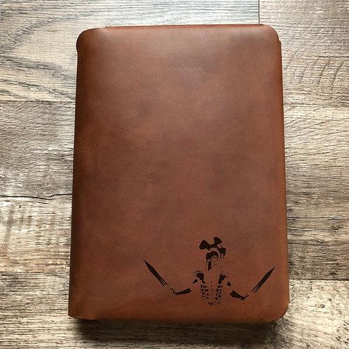 Custom Order Kevin I - Travel Cut - Refillable Leather Folio 20200707