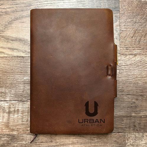Custom Order Rui M - Classic Cut - Refillable Leather Journal 20200831