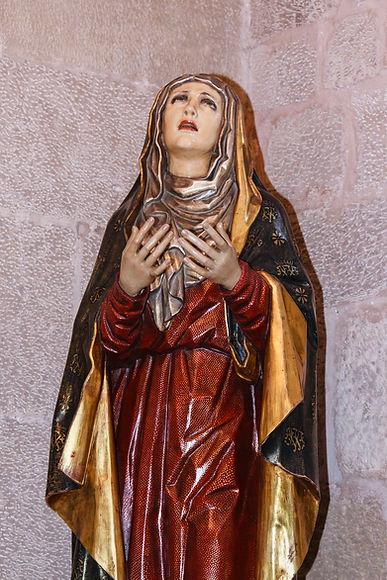 Virgen Dolorosa de Logroño