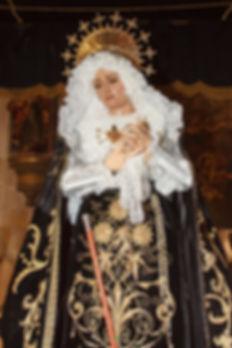 Virgen de la Soledad de Logroño
