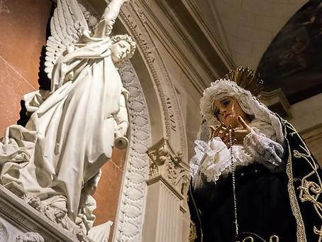 15 de septiembre. festividad de nuestra señora de los dolores