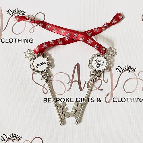 Personalised Santa's Magic Key