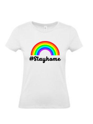 #Stayhome Women's T-shirt