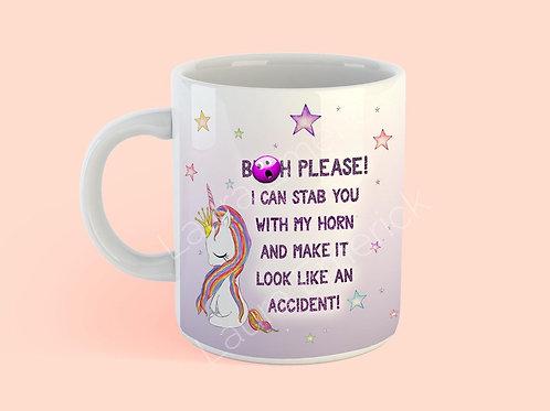Adult - Bitchy Unicorn Mug