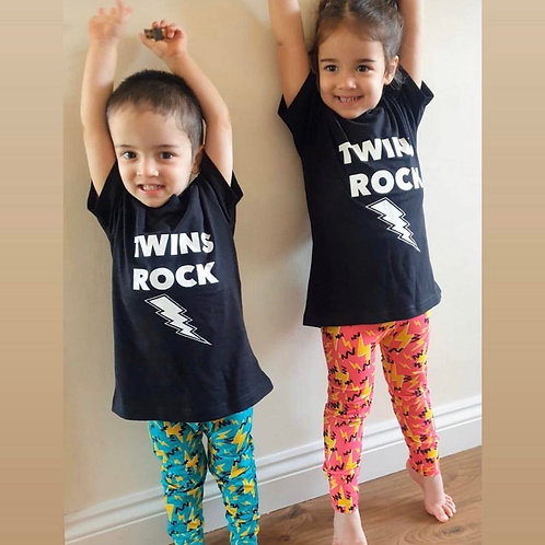 Twins Rock T-Shirt