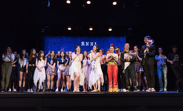 RnnL Dance Showcase, 华人在纽约登上国际舞台,纽约哪里学街舞跳舞韩舞,