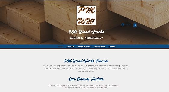 PM Wood Works