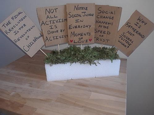 Original Art | The Grassroots Signs