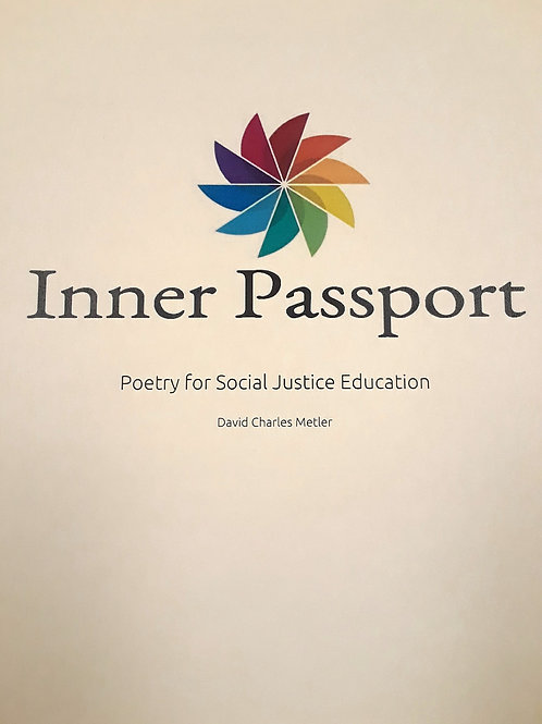 Original Poetry Book | Poetry for Social Justice Education | Signed