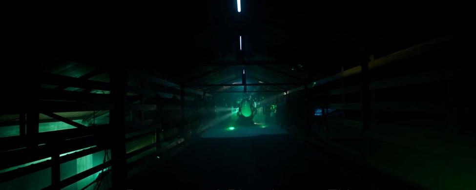 Film Still - Finished Alien Nest